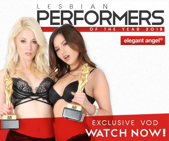 Stream Lesbian Performers of the Year Exclusively Now!