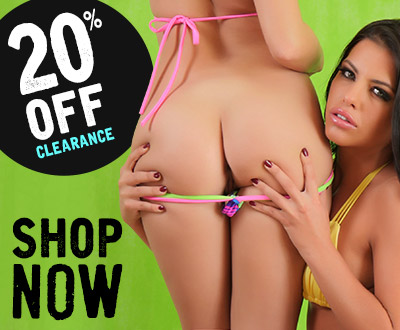 20% Off Clearance Sale