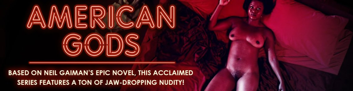 Watch American Gods Season One DVD from Lions Gate Films.