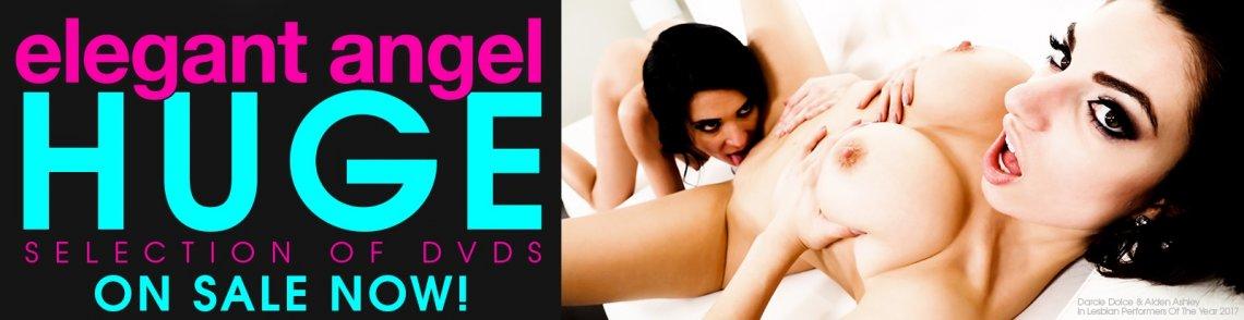 Save big on select Elegant Angel porn movies now.