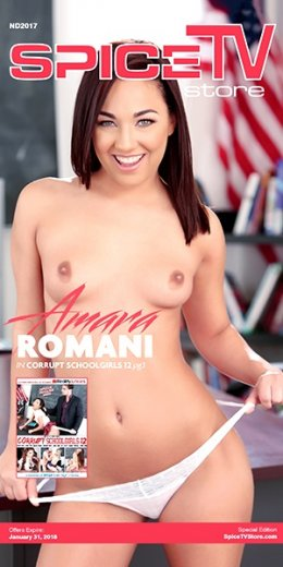 Shop the SpiceTV Catalog with cover girl Amara Romani.