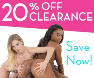 Browse 20% clearance porn movies.