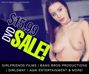 Buy porn DVDs starring Lana Rhoades and more, starting at $15.99.