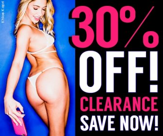 Buy 30% off clearance porn movies starring Khloe Kapri and more.