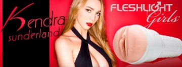 Buy the Kendra Sunderland Fleshlight sex toy.