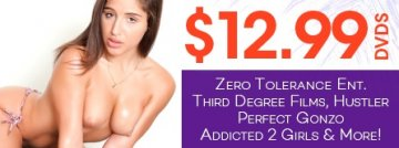 Save on Zero Tolerance DVD porn movies on sale starring Abella Danger and more.