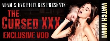 Stream The Cursed XXX exclusive porn video starring Riley Reid.