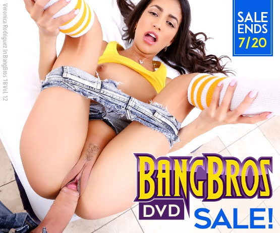 Shop Bang Bros Productions porn movies on sale starring Veronica Rodriguez and more.