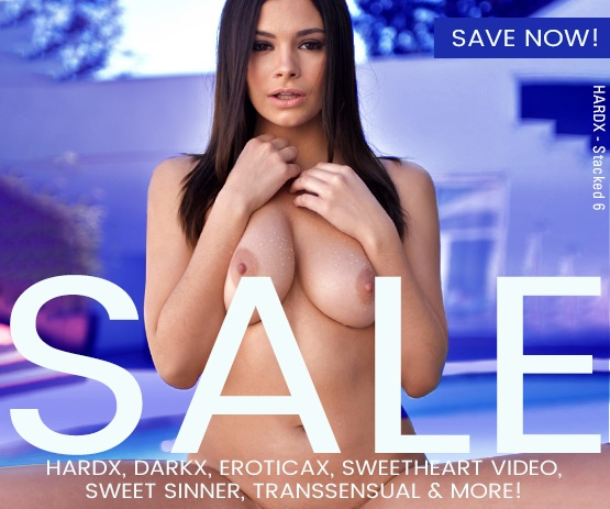 Save on some of our top selling porn studio DVDs starring Violet Starr and more.