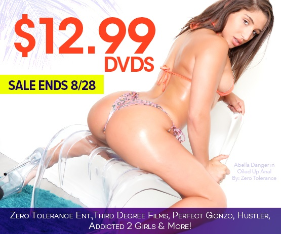 Zero Tolerance Ent. VOD porn videos on sale also starring Abella Danger and more.