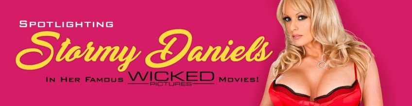 Browse movies from Wicked Pictures starring Stormy Daniels.
