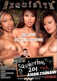 Squirting 201 Vol. 6 : Asian Tsunami Porn Movie