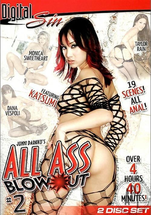 All that ass xxx girl