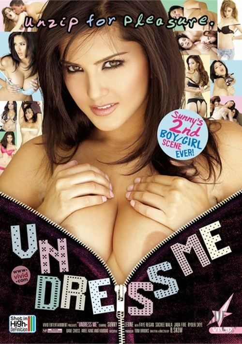 Undress me xxx