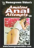Amateur Anal Attempts 30 Porn Video