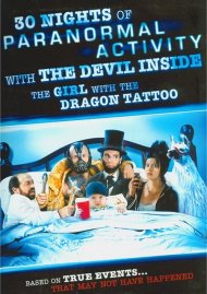 30 Nights Of Paranormal Activity With The Devil Inside The Girl With The Dragon Tattoo Movie
