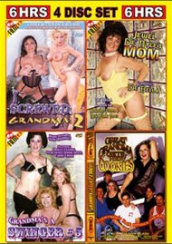 Granny Fuckers 4-Pack Porn Movie
