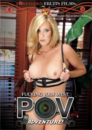 Fucking Jodi West, A POV Adventure! HD porn video from Forbidden Fruits Films.