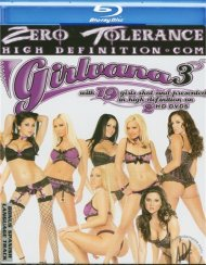 Girlvana 3 Blu-ray Movie