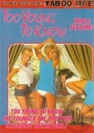 Too Young To Know Triple Feature Porn Movie