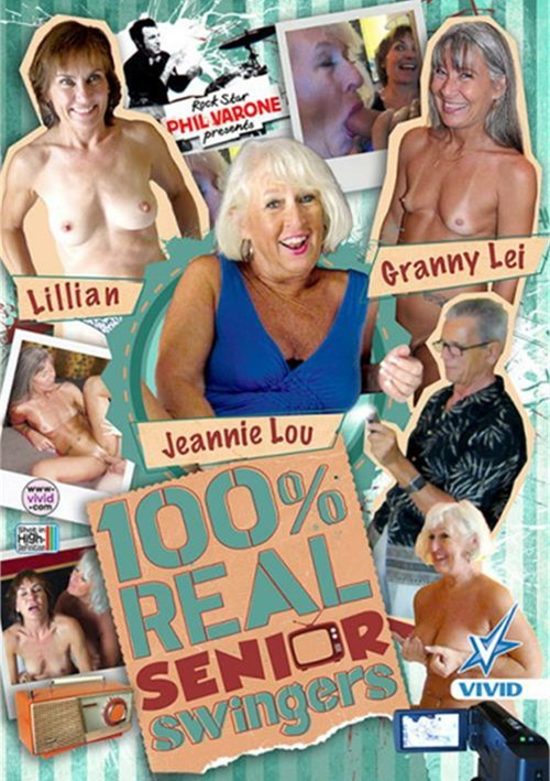 adult swingers movie - 100% Real Senior Swingers