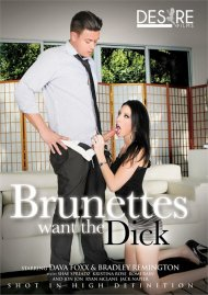 Brunettes Want The Dick Porn Movie