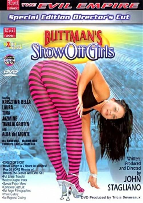 Buttmans Show Off Girls