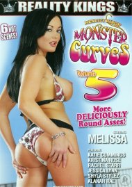 Monster Curves Vol. 5 Porn Movie