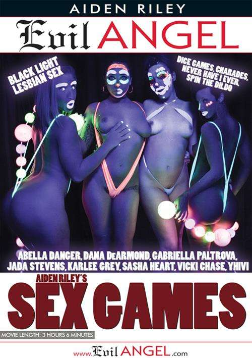 Sex Games Black