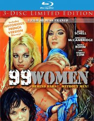 99 Women (Blu-ray + CD Combo) Blu-ray Movie