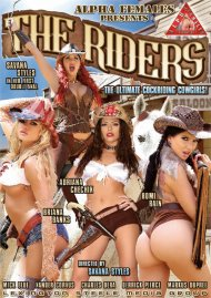 The Riders DVD porn movie from Lexington Steele Media Group.