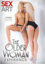 The Older Woman Experience DVD porn movie from Sex Art.