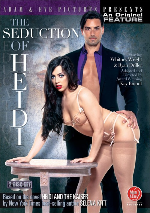 The Seduction Of Heidi porn video from Adam & Eve.