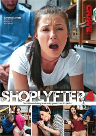 ShopLyfter 4 porn DVD shot in HD from Crave Media.
