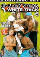 6 Black Sticks 1 White Trick #5 Porn Video