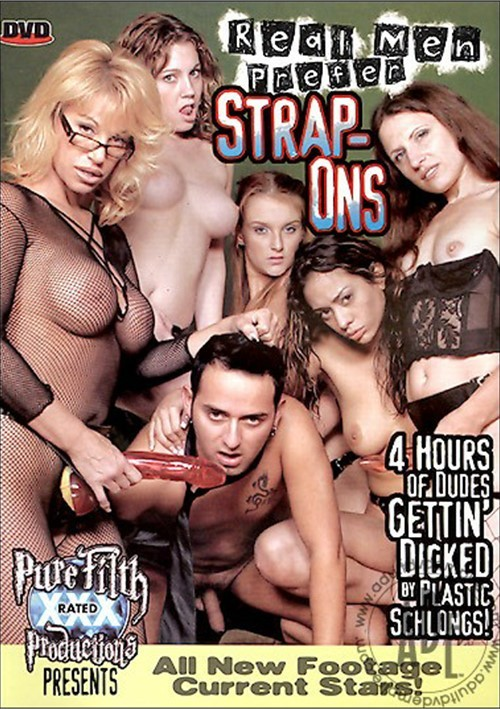 Real Men Prefer Strap-Ons