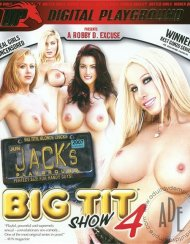 Jacks Playground: Big Tit Show 4 Blu-ray Porn Movie