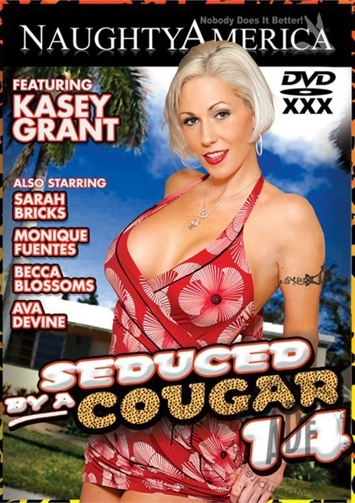 Seduced By A Cougar Vol. 14