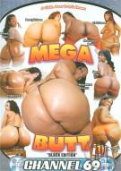 Mega Butt 31: Black Edition Porn Movie