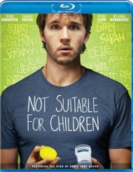 Not Suitable For Children Blu-ray Movie