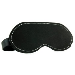 Sportsheets: Leather Blindfold Sex Toy