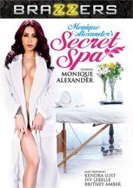 Monique Alexander's Secret Spa HD porn video from Brazzers.