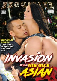 Invasion Of The Big Dick Asian Porn Movie