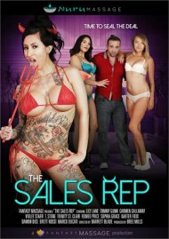 The Sales Rep HD porn video from Fantasy Massage.