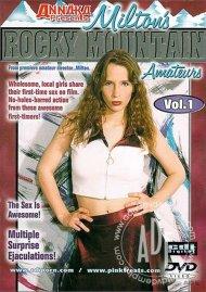 Miltons Rocky Mountain Amateurs Vol. 1 Porn Movie