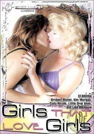 Girls That Love Girls Porn Movie