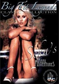 Classic Big Tit Legends: Sekas Anal Adventures Porn Movie