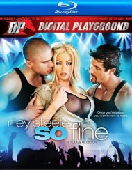 Riley Steele So Fine Blu-ray