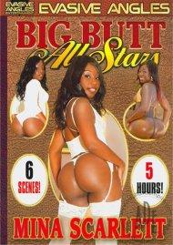 Big Butt All Stars: Mina Scarlett Movie