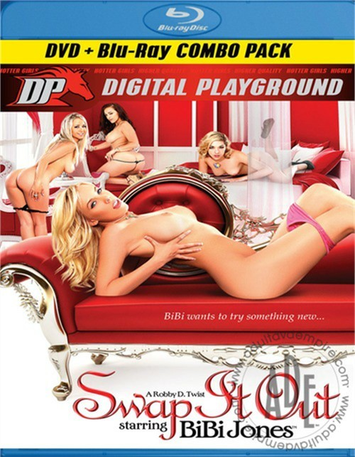 Swap It Out (DVD + Blu-ray Combo)